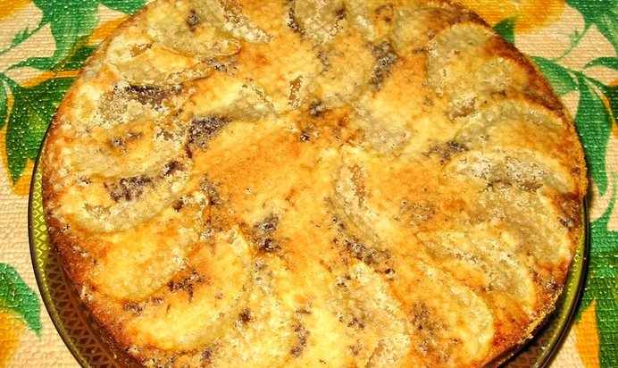 Рецепт яблочного пирога в домашних условиях с фото пошагово