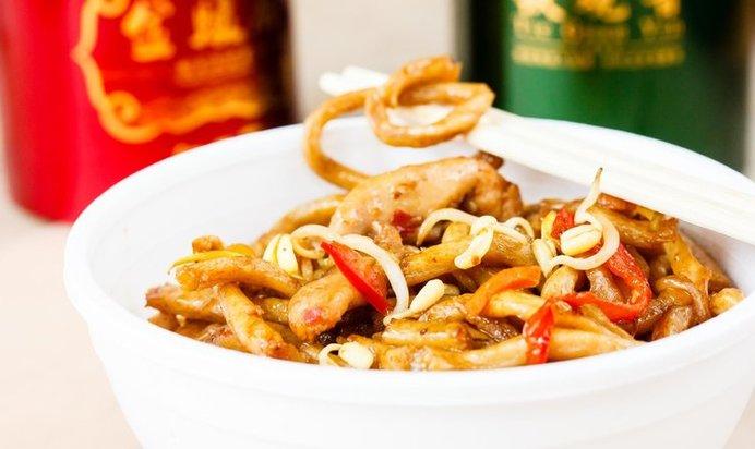 Терияки соус с курицей рецепт с пошагово