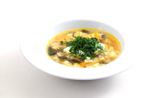 Щавелевый суп рецепт с пошаговый рецепт с