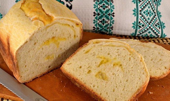 Рецепт хлеб с сыром и чесноком в духовке рецепт с пошагово