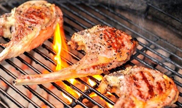 Рецепт кабачка с куриным фаршем