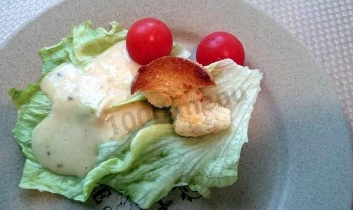 Самые лучшие рецепты соуса цезарь