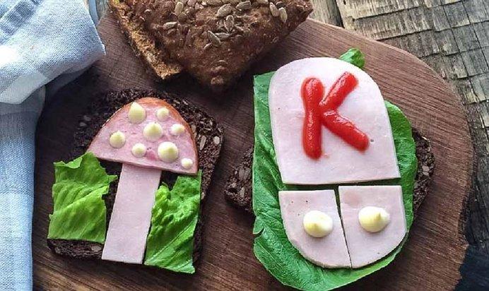 Маленькие бутерброды рецепты с фото