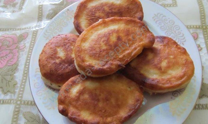 Рецепт оладий на сметане рецепт пошагово