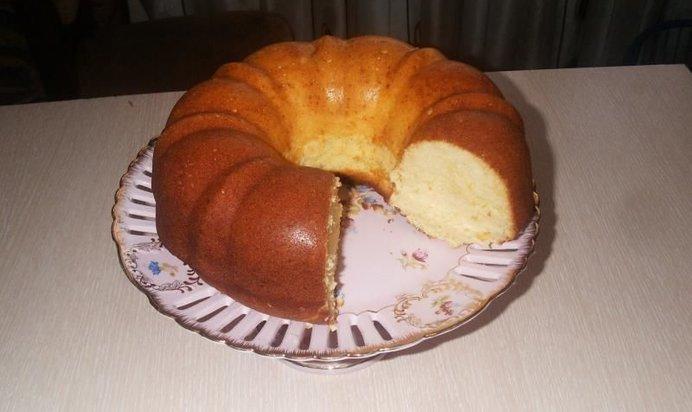 Фото рецепт пошаговый кекс