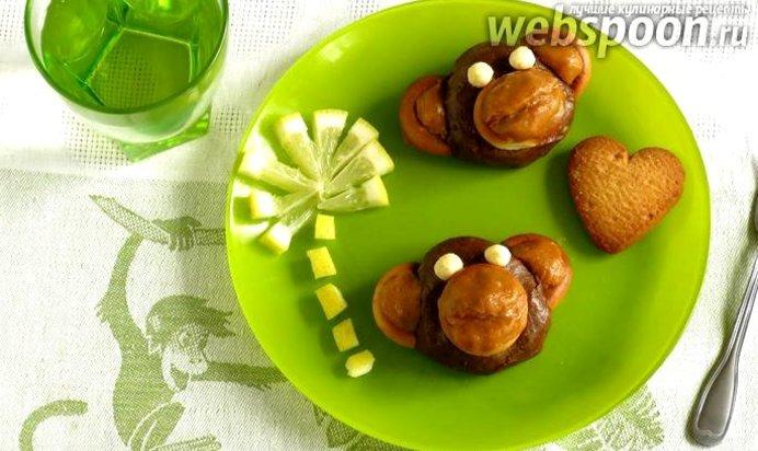 Пирожные картошка из печенья рецепт с пошагово