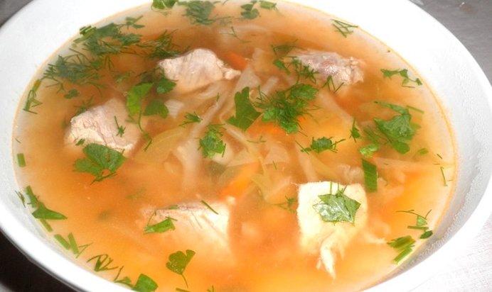 щи рыбы рецепт с фото