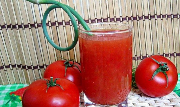 Рецепт томатный сок в домашних условиях пошагово