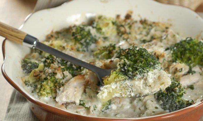 Блюда брокколи рецепты простые фото