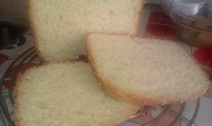 Белый хлеб рецепты фото пошагово