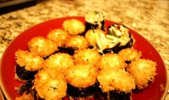 Суши в кляре в домашних условиях рецепт