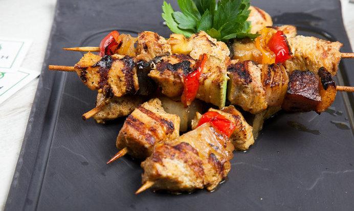Шашлык курицы рецепт с фото пошагово