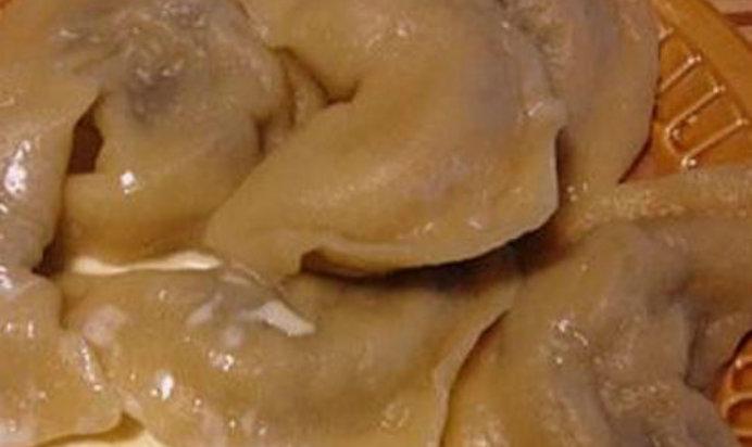 Вареники с грибами рецепт с фото пошагово
