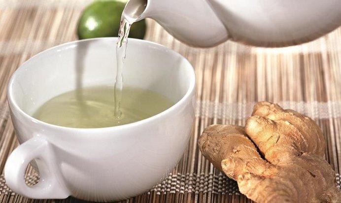 имбирный чай рецепт с фото пошагово