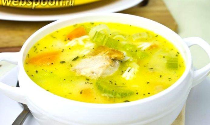 Куриный суп простой рецепт с пошагово