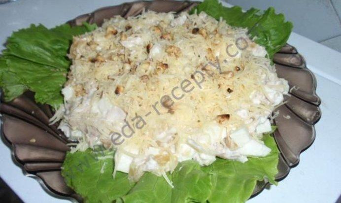Лучшие салаты рецепты и фото