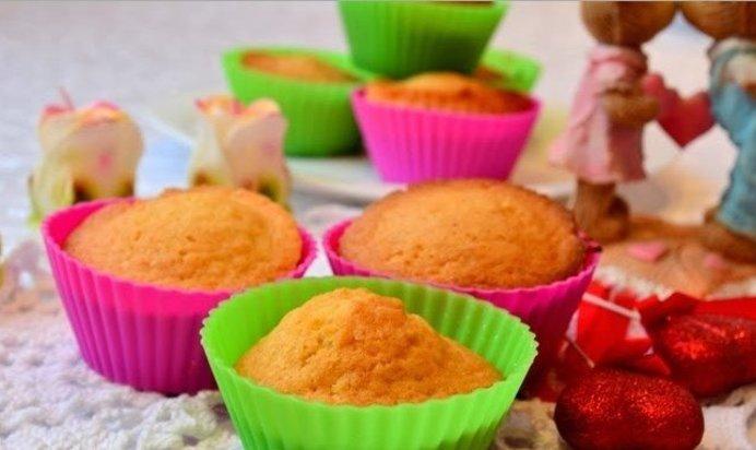 Простые вкусные кексики рецепты в формочках