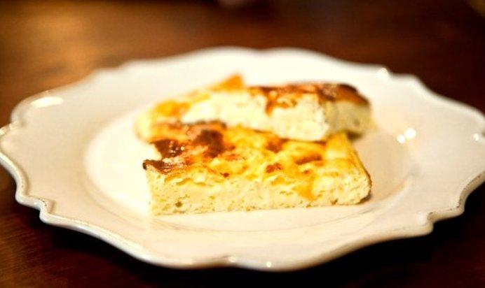 Омлет с курицей в духовке рецепт с пошагово