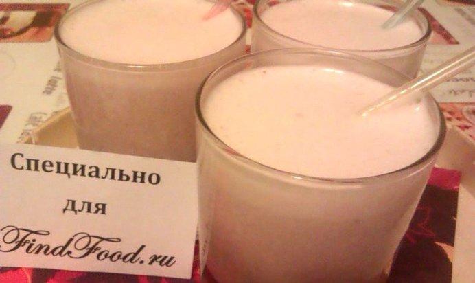 Молочный коктейль рецепт с фото пошагово
