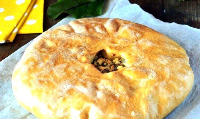 Осетинские пироги рецепты пошагово с творогом