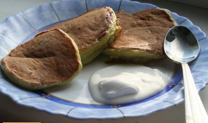 котлеты или оладьи из кабачков рецепт