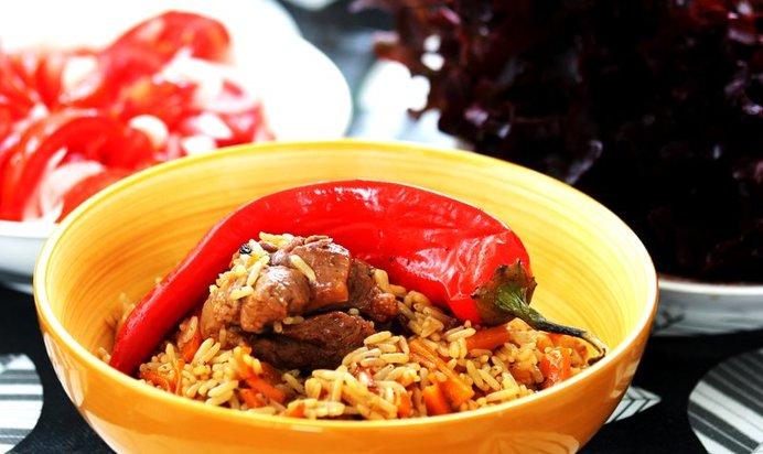Плов по узбекски пошаговый рецепт с фото