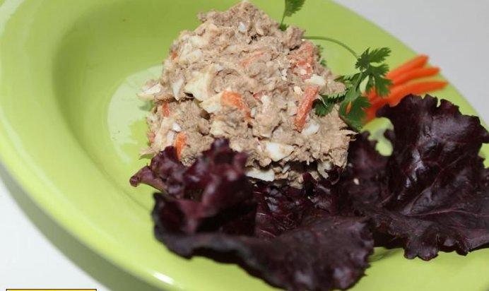 печень свиная с рисом в духовке рецепт