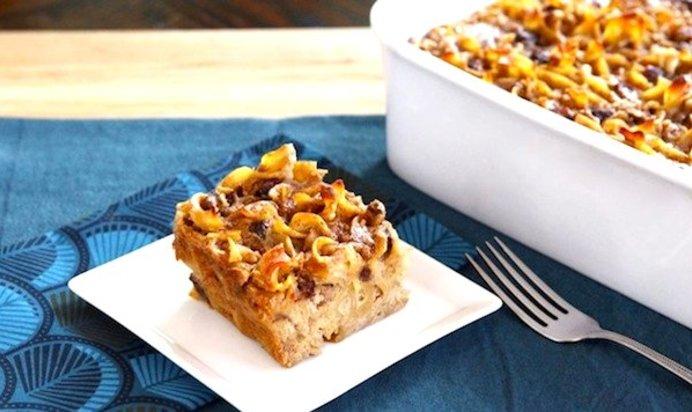 Блюда из лапши рецепты с фото
