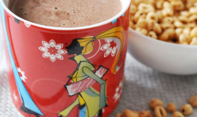 Горячий шоколад рецепт пошаговый с