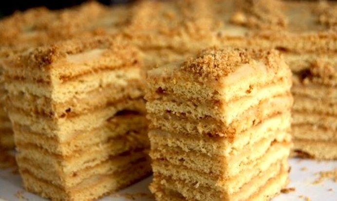 Дамский каприз торт рецепт с фото пошагово