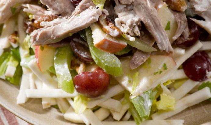 рецепты салатов с фото простые пошагово