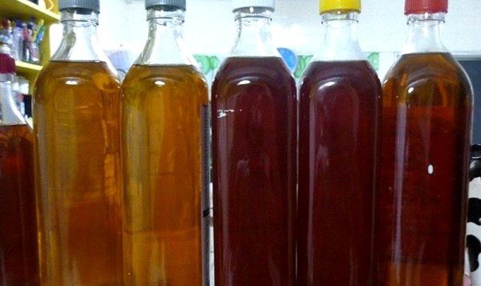 Простой Рецепт домашнего вина из изюма пошагово с фото