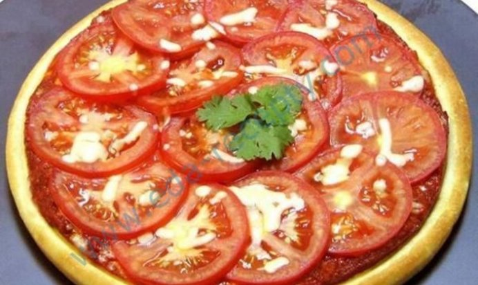 Пицца маргарита рецепт пошаговый с