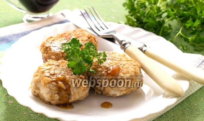 Куриные котлеты с крахмалом рецепт пошагово