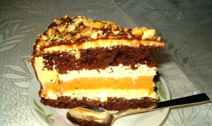 Рецепты с фото пошагово тортов