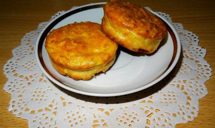 Рецепт простых кексов диетические