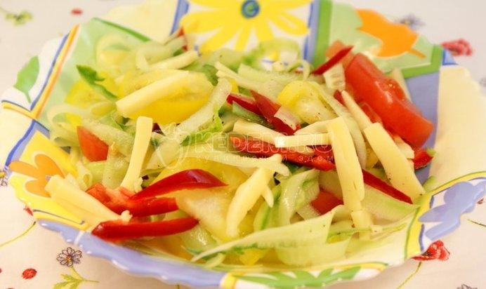 Китайский рецепты овощных салатов