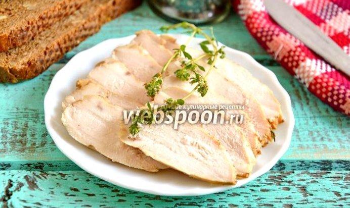 Куриная грудка рецепт пошагово