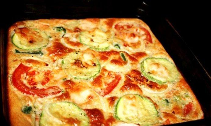 Рецепт овощных запеканок