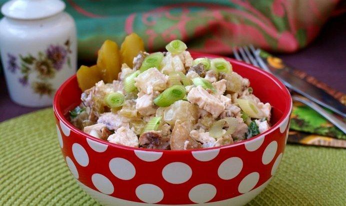 Простыеы но очень вкусные салаты