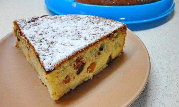 сметанный кекс в мультиварке рецепты с фото