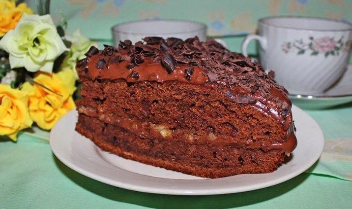 Торт негритянка с фото