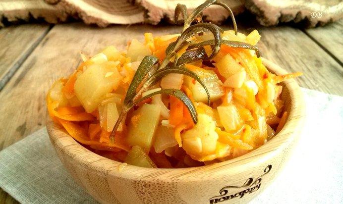 Кабачки морковью рецепты фото