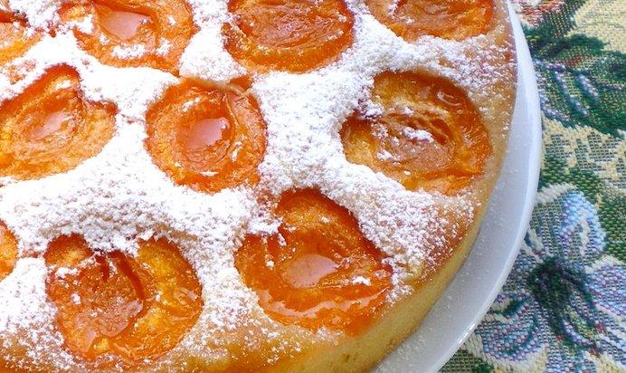 Пирог из творога в духовке с фото пошагово