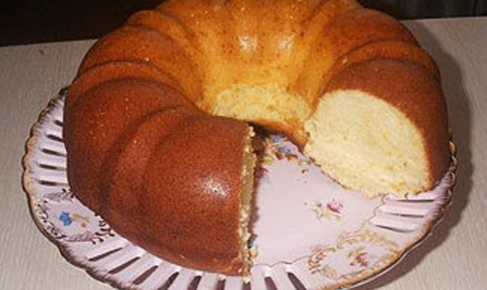 Пошаговый рецепт творожных кексов с