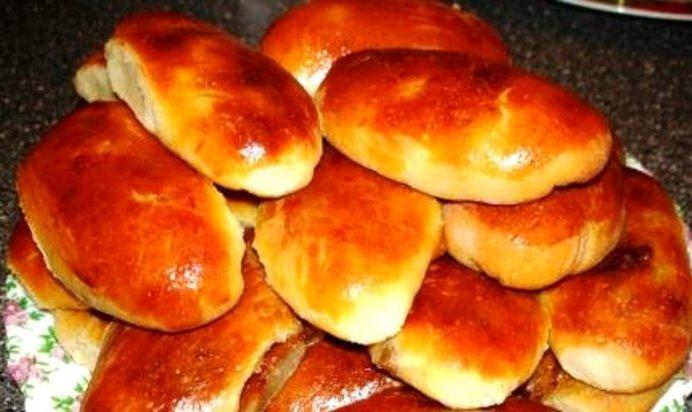 Пирожки с повидлом рецепт пошагово в духовке