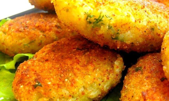 Рецепт котлет капустных с фото