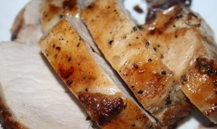 Рецепт запеченного в микроволновке мяса
