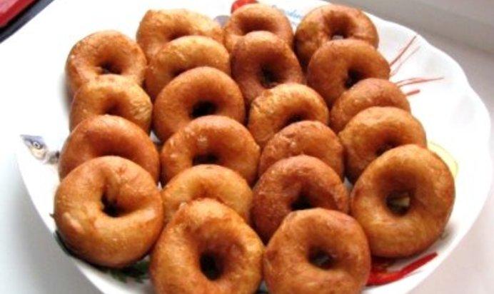 Пончики рецепт с чесноком