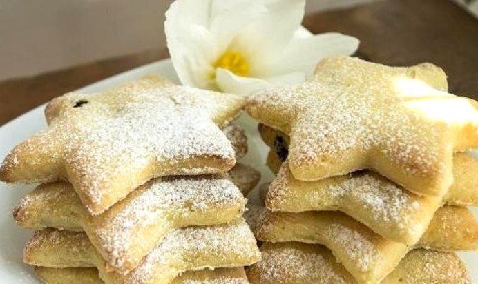 Детское печенье рецепт с фото готовим дома
